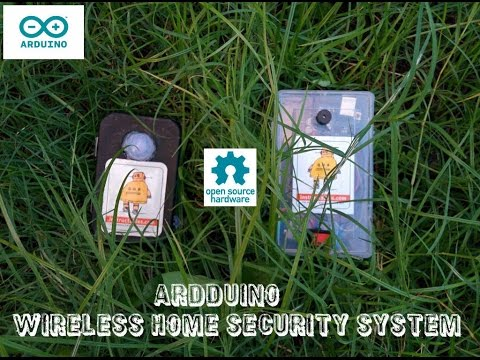 Build a Wireless Home Security System With an Arduino