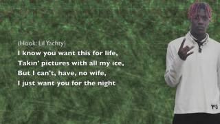 Lil Yachty One night Lyrics