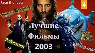 Лучшие фильмы 2004 года! ТОП 10!