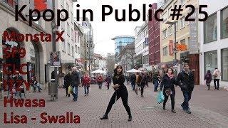 Kpop in Public#25 (ITZY, CLC, Hwasa, Swalla, MonstaX,SF9)