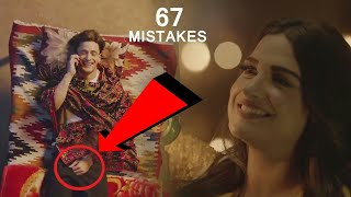 Mistakes In KHYAAL RAKHYA KAR Song Asim Riaz Himanshi Khurana, Preetinder, Latest Punjabi Song - HSH