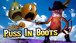 Annoying Orange - Storytime: Puss in Boots!
