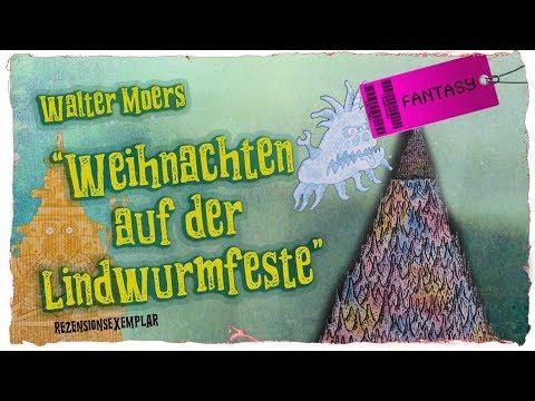 Weihnachten auf der Lindwurmfeste YouTube Hörbuch Trailer auf Deutsch