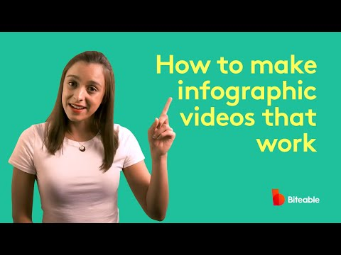 How to make infographic videos that work