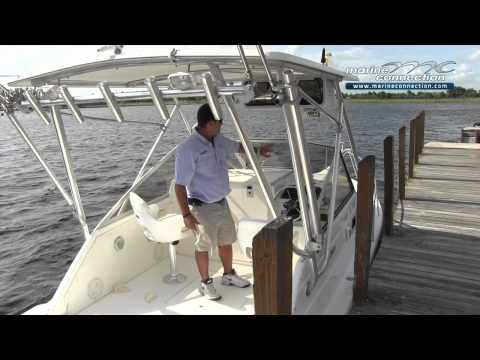 1999 Shamrock 260 Express WA by Marine Connection Boat Sales West Palm Beach, WE EXPORT!