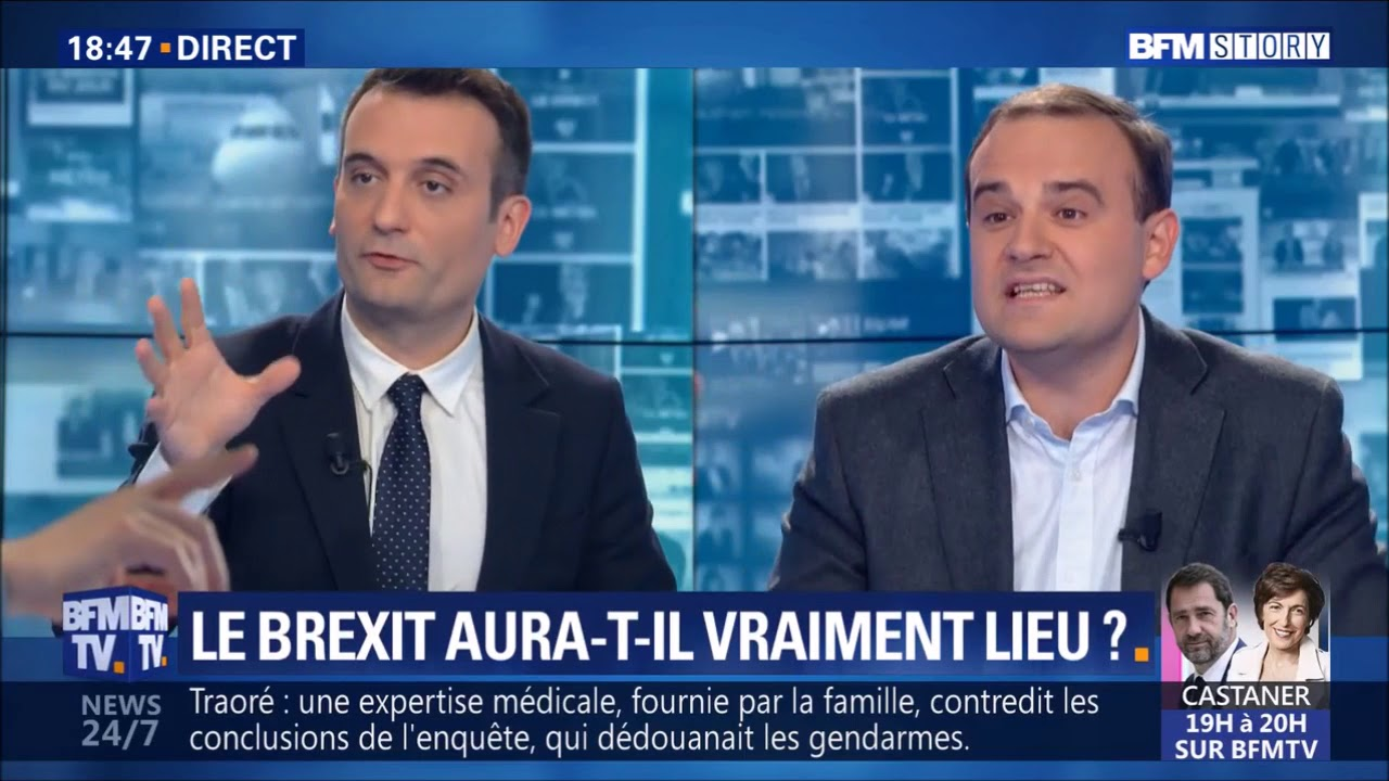 Itw BFM Story - Alexandre Holroyd - Le Brexit  aura-t-il vraiment lieu ?