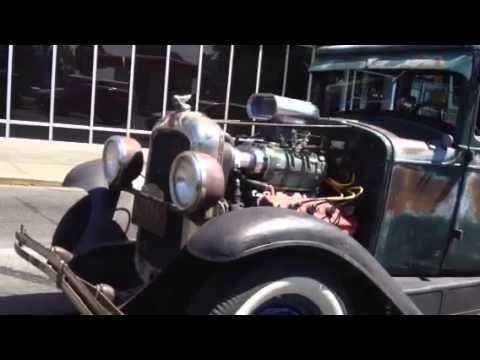 1928 Blown Hemi Pontiac Rat Rod
