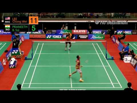 lee chong wei why being Ok so what's the deal with lin dan  why is he like super good that it is very hard for any other player to beat him in this post, i am going to compare the differences between lin dan and his arch rival lee chong wei .