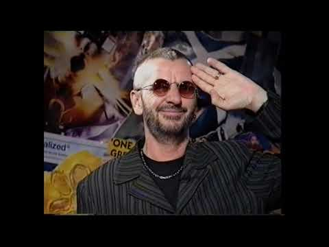Ringo Starr on 'TFI Friday' !