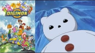 Digimon Adventure – 09   Subzero Ice Punch!