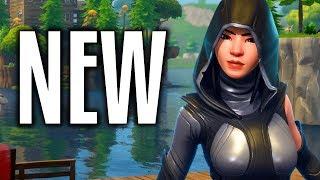 NEW Fate Skin In Fortnite Battle Royale! Fortnite New Free Fate Skin Update! (New Skins Update)
