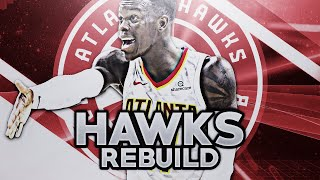 REBUILDING THE ATLANTA HAWKS! NBA 2K18 MY LEAGUE
