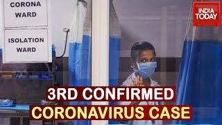 Kerala Now Confirms Third Case Of Coronavirus, Patient Had Returned From China's Wuhan