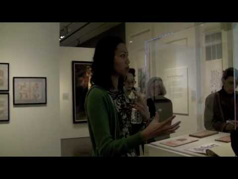 Shanghai Exhibition Docent Walkthrough with Michael Knight & Dany Chan (2/10/2010) (Part 2 of 2)