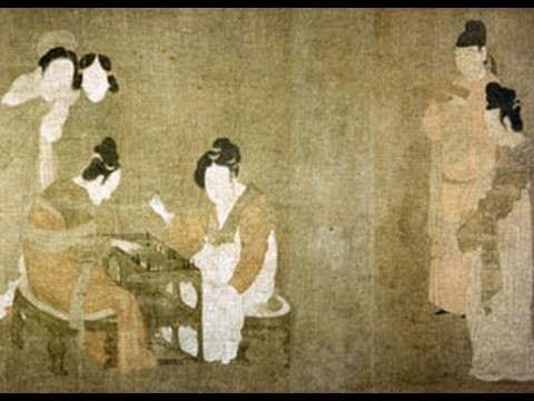 Lecture 4A - Tang Dynasty Figure Painting