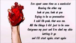 Madonna - Rebel Heart Karaoke / Instrumental with lyrics on screen