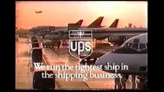 1989 UPS Commercial