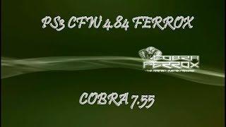 Update PS3 CFW 4.84 Ferrox