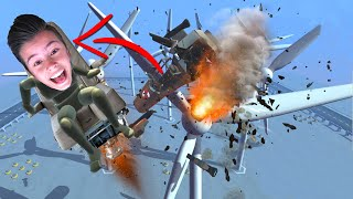 WAAROM BESTAAT DEZE GAME ?! | Turbo Dismount #6