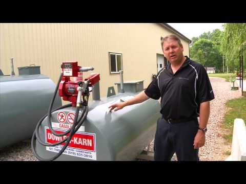 Dowler-Karn Fuel FAQ: What size of bulk tanks are available?