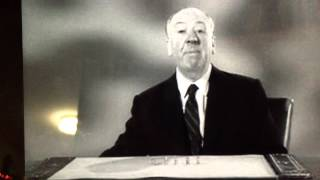 Alfred Hitchcock Presents' sleeping pill