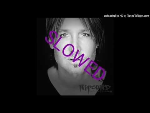 KEITH URBAN - BLUE AIN'T YOUR COLOR (SLOWED)