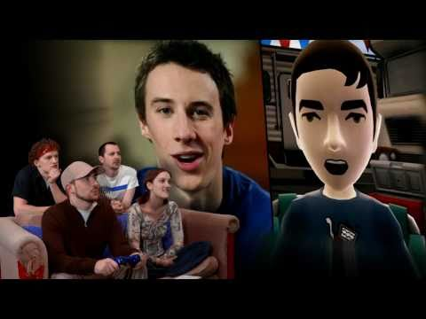 Avatar Kinect is... Something to Do! - Show and Trailer!