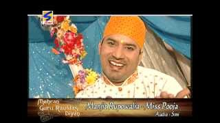Miss Pooja | Manjit Rupowalia | kanshi Vich | Mehran Guru ravidass diyan | Ravidass Bhajan | 2014