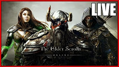 FOR THE... DOMINION? - The Elder Scrolls Online (PC) LIVE