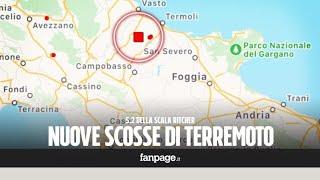 """Terremoto Molise, tanta paura: """"Scossa di magnitudo 5.2, quella di oggi più forte della precedente"""""""