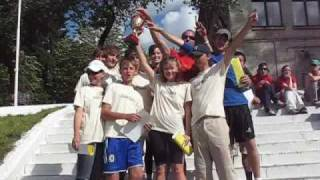 Baseball Camp Khmelnytsky Ukraine 2007 (1)