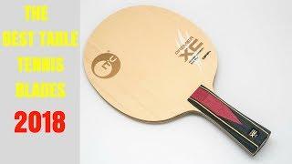 ITC Table Tennis Blade