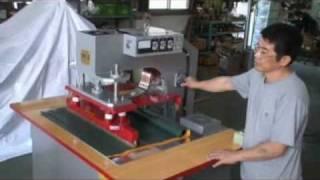 Модель WE 70A и WE 100A сварка тентового материала, банеров(Данные модели предназначены для сварки тентового материала и сварки банерной ткани из плёнки ПВХ. These..., 2009-05-28T10:25:55.000Z)