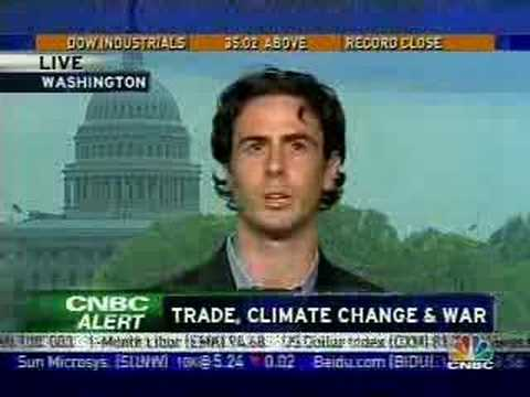Bush Talks Trade with European Union - CNBC