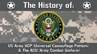 The History of: US Army UCP & ACU | Uniform History