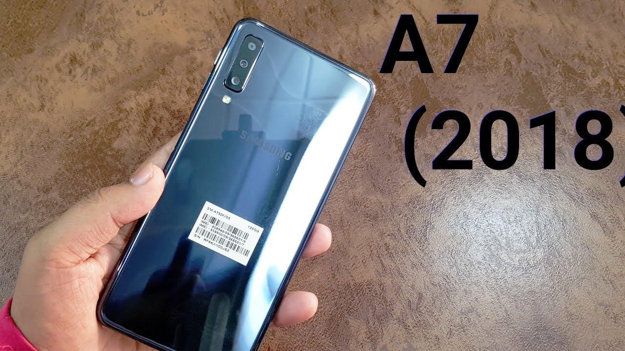 Samsung A7 2018 password reset, forgot password recovery