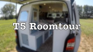T5 CAMPER ROOMTOUR (Conversion)