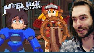Mega Man 64/Legends (N64 1997) - Cult Classic or Overrated? - The Backlog