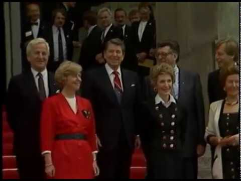 President Reagan's Trip to West Berlin on June 12, 1987