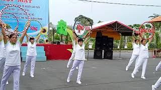 Múa Vòng - Thể Dục dưỡng sinh H.Càng Long Tv,