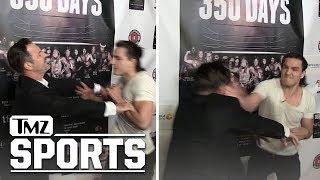 David Arquette Pimp Slapped at Movie Premiere | TMZ Sports