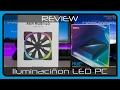 El mejor Kit de iluminación LED RGB - HUE+ y Ventilador AER RGB 140 de NZXT