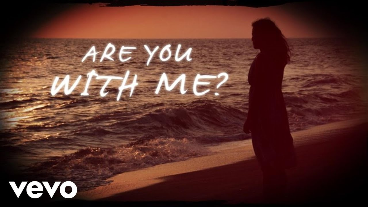 Easton Corbin Are You With Me Official Lyric Video Youtube
