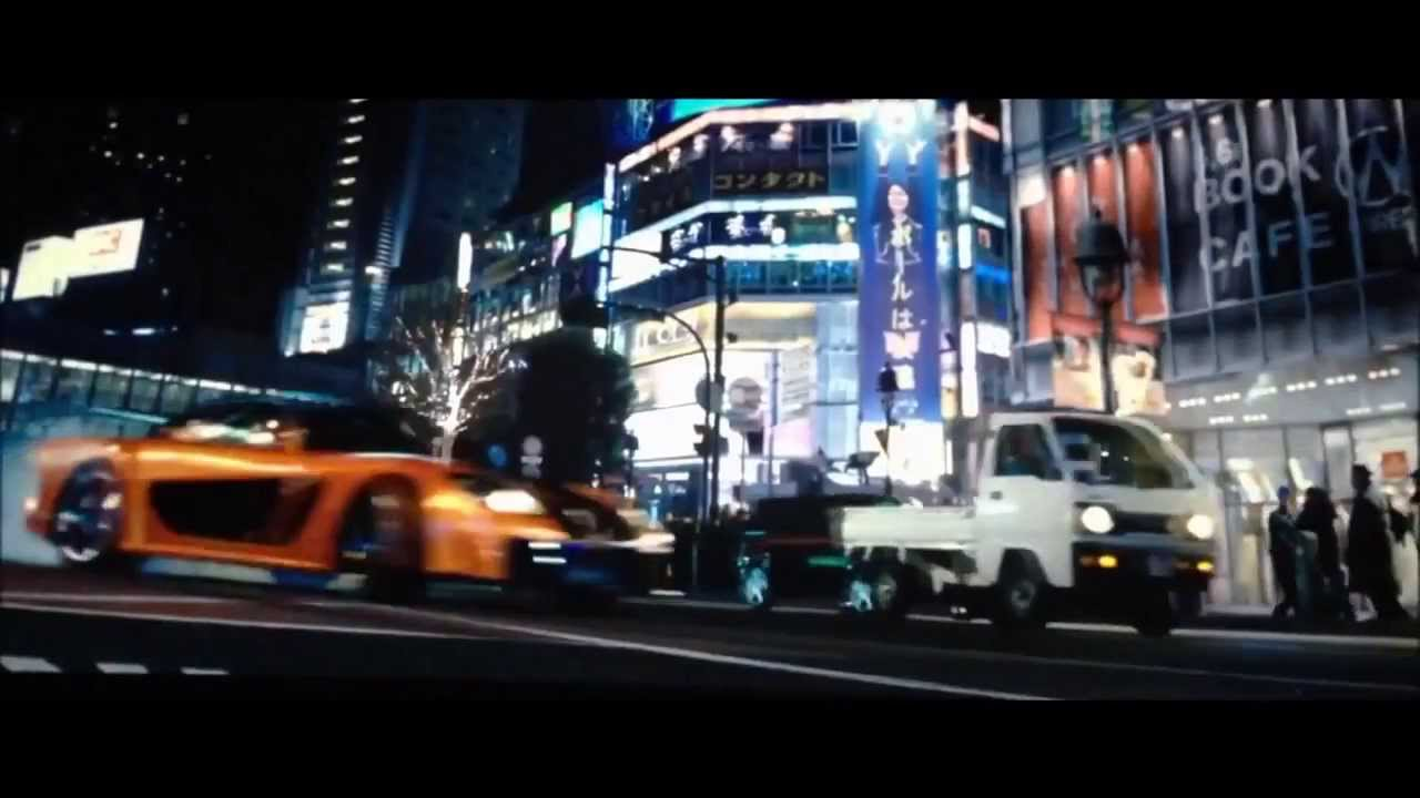 Fast And Furious 7 Trailer Official 2013 Full Movie Fast and Furiou...