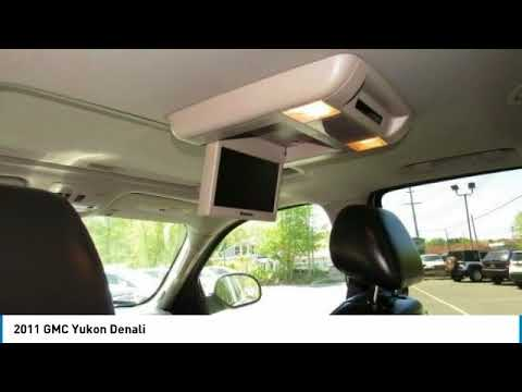 2011 GMC Yukon Point Pleasant New Jersey U11411