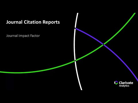Journal Citation Reports - Journal Impact Factor