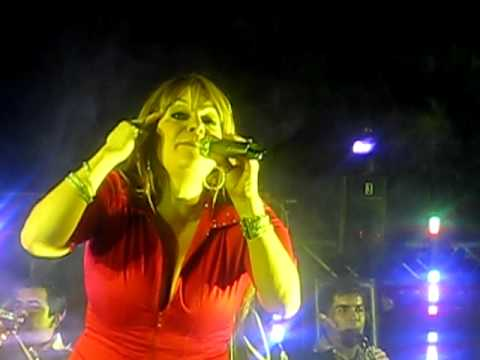 Jenni Rivera Live At Ok Corral in Fort Worth Texas 10/09 (Ovarios)