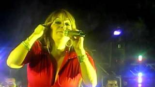 Jenni Rivera Live At Ok Corral in Fort Worth Texas 10/09 (Ovarios)