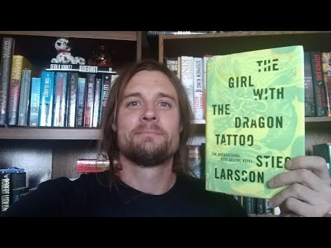 The Girl With The Dragon Tattoo — Book Review — Spoiler Free