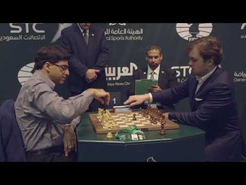King Salman World Rapid Chess Championships - Unravel Travel TV